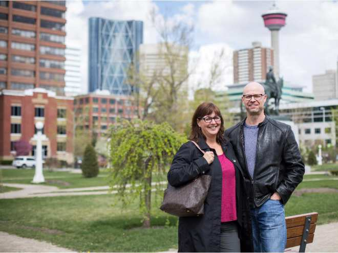 calgary-alberta-may-2nd-2015-new-home-buyers-debbie-an